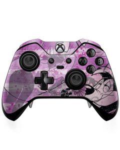 Pepe Le Pew Purple Romance Xbox One Elite Controller Skin