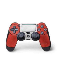 Peru Flag Distressed PS4 Pro/Slim Controller Skin