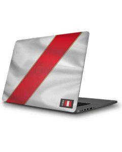 Peru Soccer Flag Apple MacBook Pro Skin