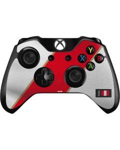 Peru Soccer Flag Xbox One Controller Skin