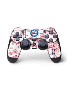 Philadelphia 76ers Blast PS4 Pro/Slim Controller Skin