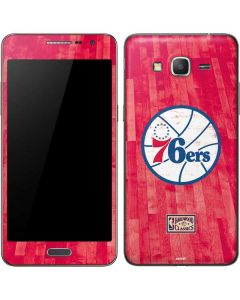 Philadelphia 76ers Hardwood Classics Galaxy Grand Prime Skin