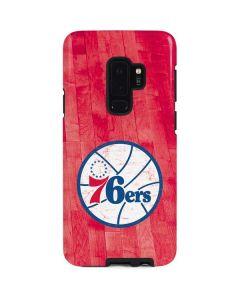 Philadelphia 76ers Hardwood Classics Galaxy S9 Plus Pro Case