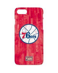 Philadelphia 76ers Hardwood Classics iPhone 8 Lite Case