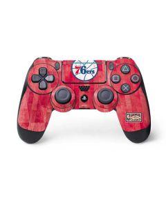 Philadelphia 76ers Hardwood Classics PS4 Pro/Slim Controller Skin
