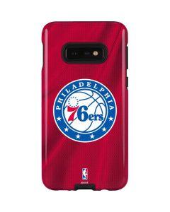 Philadelphia 76ers Jersey Galaxy S10e Pro Case