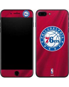 Philadelphia 76ers Jersey iPhone 8 Plus Skin