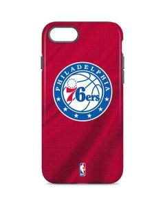 Philadelphia 76ers Jersey iPhone 8 Pro Case