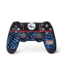 Philadelphia 76ers Retro Palms PS4 Pro/Slim Controller Skin