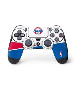 Philadelphia 76ers Split PS4 Controller Skin
