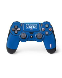 Philadelphia 76ers Standard - Blue PS4 Pro/Slim Controller Skin