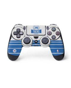 Philadelphia 76ers Static PS4 Controller Skin