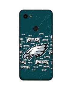 Philadelphia Eagles Blast Google Pixel 3a Skin