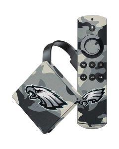 Philadelphia Eagles Camo Amazon Fire TV Skin