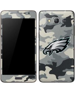 Philadelphia Eagles Camo Galaxy Grand Prime Skin