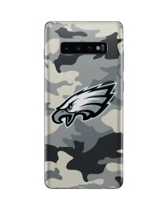 Philadelphia Eagles Camo Galaxy S10 Plus Skin