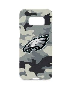 Philadelphia Eagles Camo Galaxy S8 Plus Lite Case