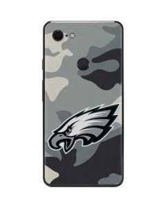 Philadelphia Eagles Camo Google Pixel 3 XL Skin