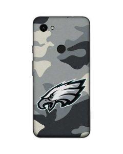 Philadelphia Eagles Camo Google Pixel 3a Skin