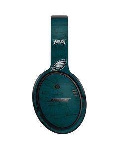 Philadelphia Eagles Distressed Bose QuietComfort 35 Headphones Skin