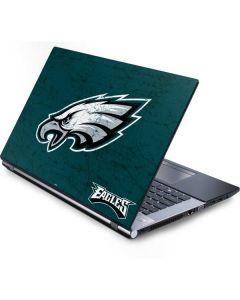 Philadelphia Eagles Distressed Generic Laptop Skin