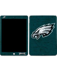 Philadelphia Eagles Distressed Apple iPad Skin