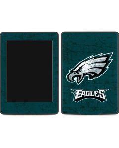 Philadelphia Eagles Distressed Amazon Kindle Skin