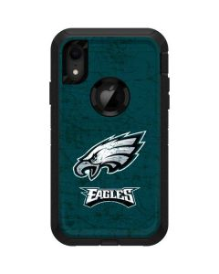 Philadelphia Eagles Distressed Otterbox Defender iPhone Skin