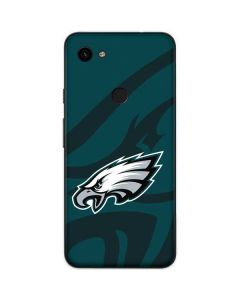 Philadelphia Eagles Double Vision Google Pixel 3a Skin
