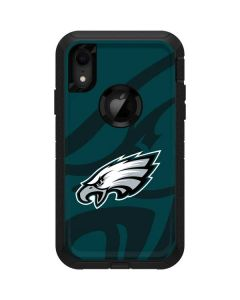 Philadelphia Eagles Double Vision Otterbox Defender iPhone Skin