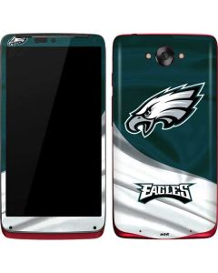 Philadelphia Eagles Motorola Droid Skin