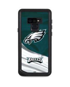 Philadelphia Eagles Galaxy Note 9 Waterproof Case
