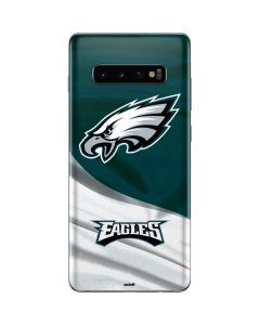 Philadelphia Eagles Galaxy S10 Plus Skin