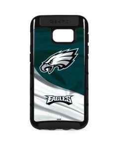 Philadelphia Eagles Galaxy S7 Edge Cargo Case