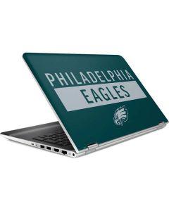 Philadelphia Eagles Green Performance Series HP Pavilion Skin