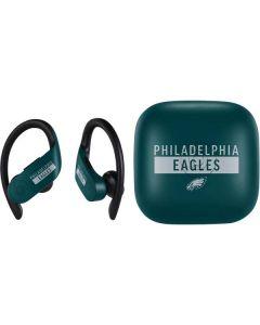 Philadelphia Eagles Green Performance Series PowerBeats Pro Skin