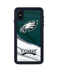 Philadelphia Eagles iPhone XS Max Waterproof Case