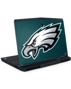 Philadelphia Eagles Large Logo Dell Alienware Skin