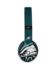 Philadelphia Eagles Large Logo Beats Solo 2 Wired Skin
