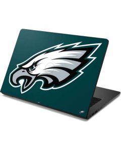 Philadelphia Eagles Large Logo Dell Chromebook Skin