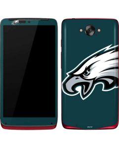 Philadelphia Eagles Large Logo Motorola Droid Skin