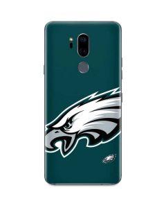 Philadelphia Eagles Large Logo G7 ThinQ Skin