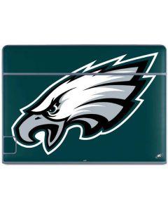 Philadelphia Eagles Large Logo Galaxy Book Keyboard Folio 10.6in Skin