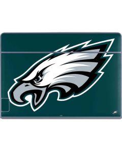 Philadelphia Eagles Large Logo Galaxy Book Keyboard Folio 12in Skin