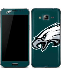 Philadelphia Eagles Large Logo Galaxy J3 Skin