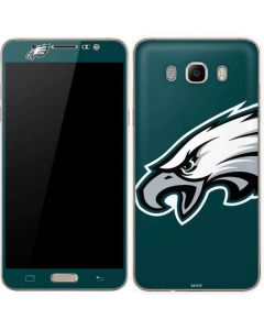 Philadelphia Eagles Large Logo Galaxy J7 Skin