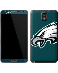 Philadelphia Eagles Large Logo Galaxy Note 3 Skin
