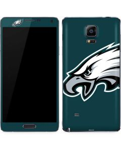 Philadelphia Eagles Large Logo Galaxy Note 4 Skin