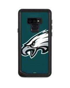 Philadelphia Eagles Large Logo Galaxy Note 9 Waterproof Case