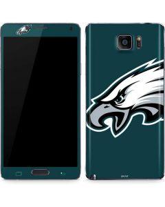 Philadelphia Eagles Large Logo Galaxy Note5 Skin